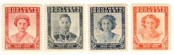 1947 Southern Rhodesia