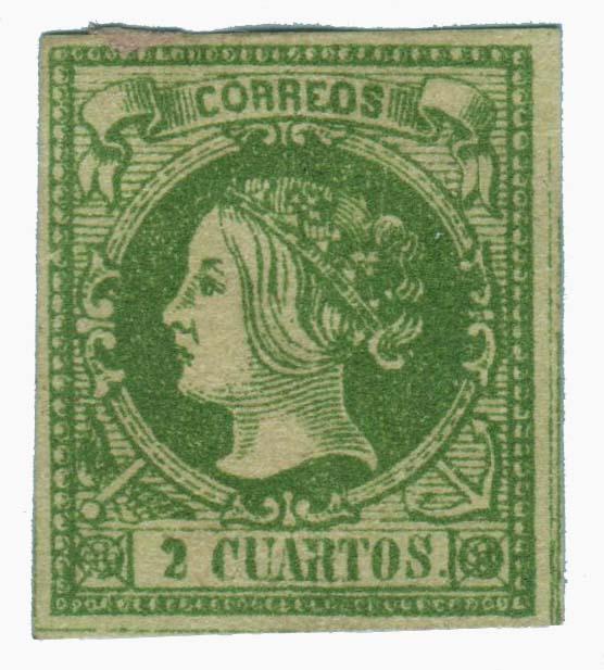 1860 Spain