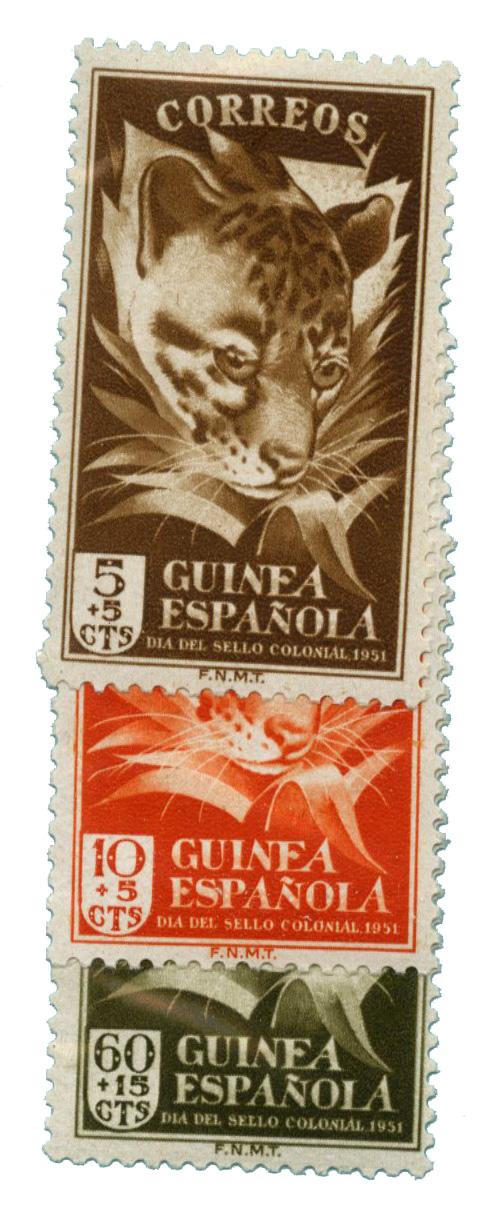 1951 Spanish Guinea