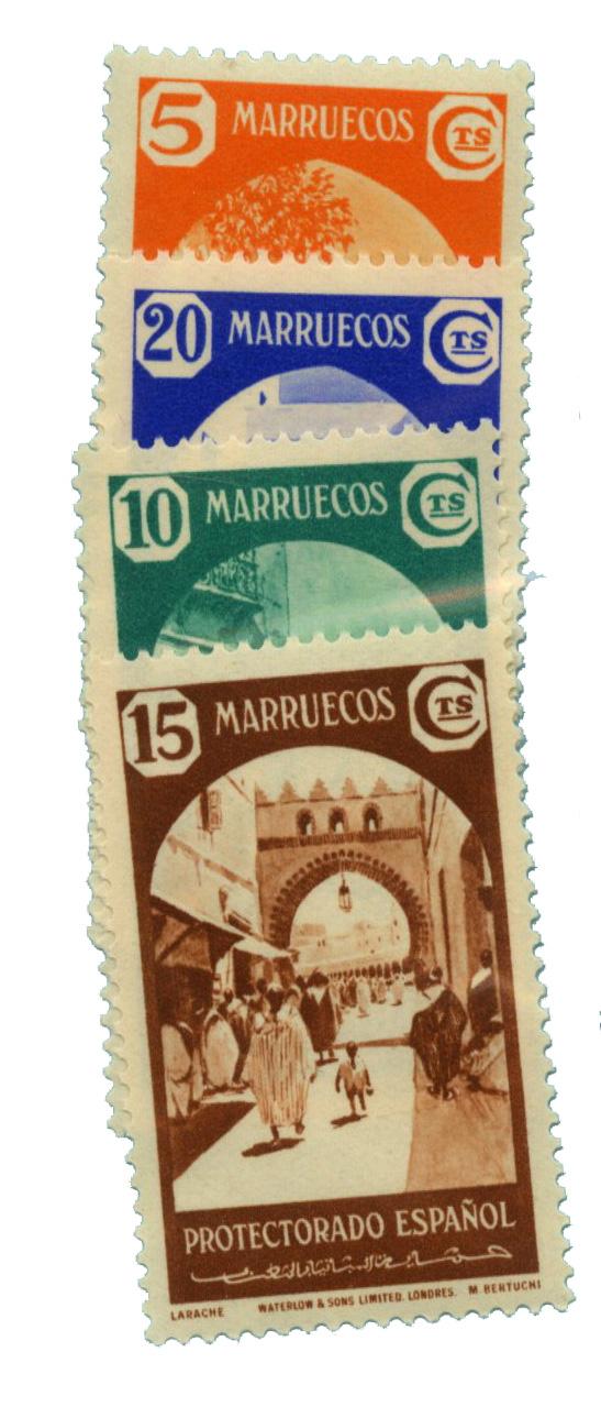 1939 Spanish Morocco