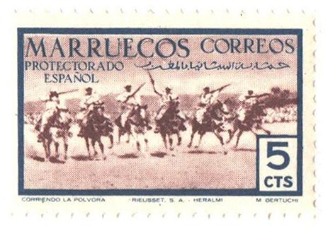1952 Spanish Morocco