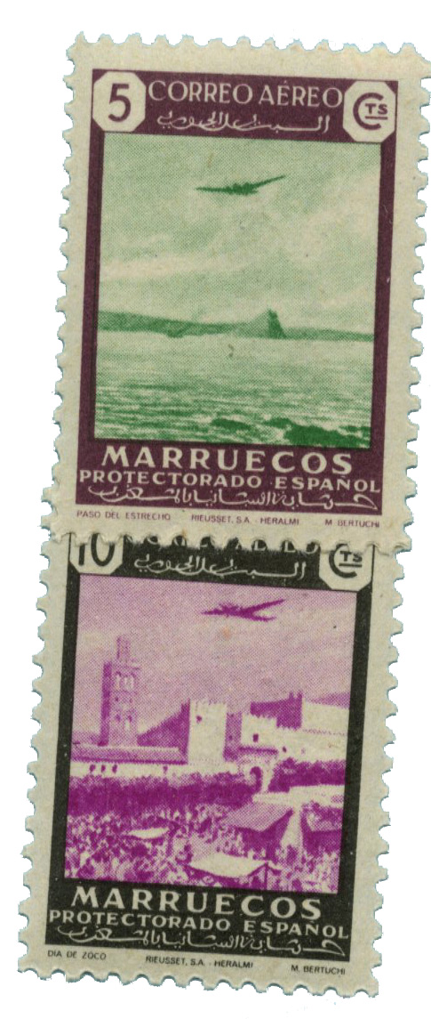 1949 Spanish Morocco