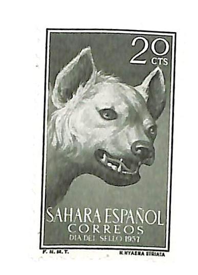 1957 Spanish Sahara