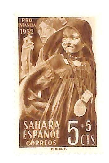 1952 Spanish Sahara