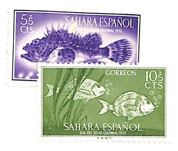 1953 Spanish Sahara