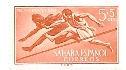 1954 Spanish Sahara