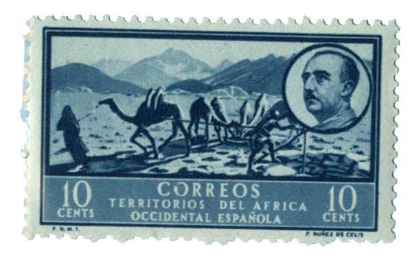 1950 Spanish West Africa