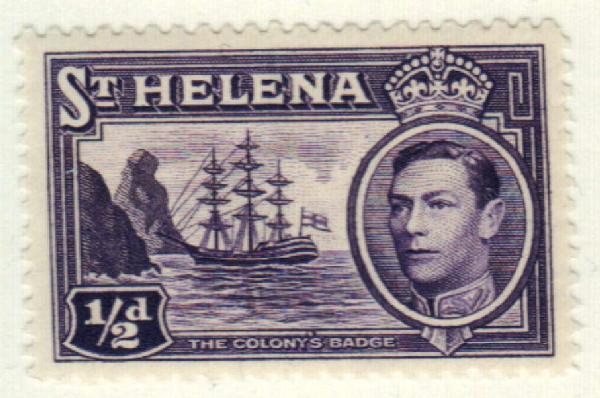 1938 St. Helena