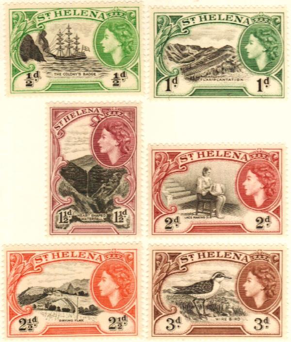 1953 St. Helena