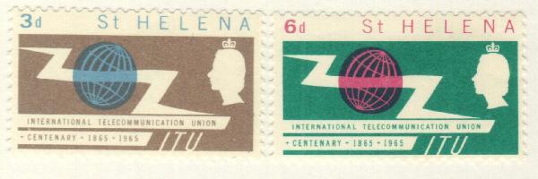 1965 St. Helena