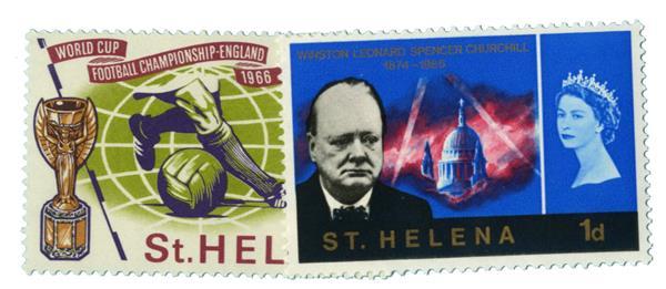 1966 St. Helena