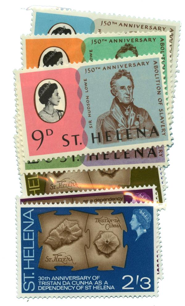 1968 St. Helena