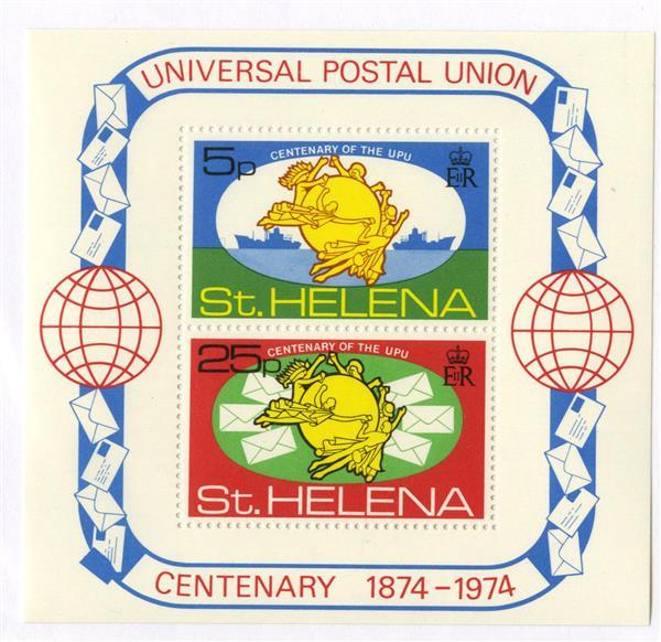 1974 St. Helena
