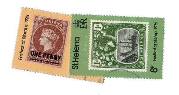 1976 St. Helena