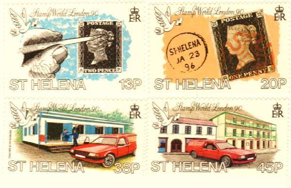 1993 St. Helena