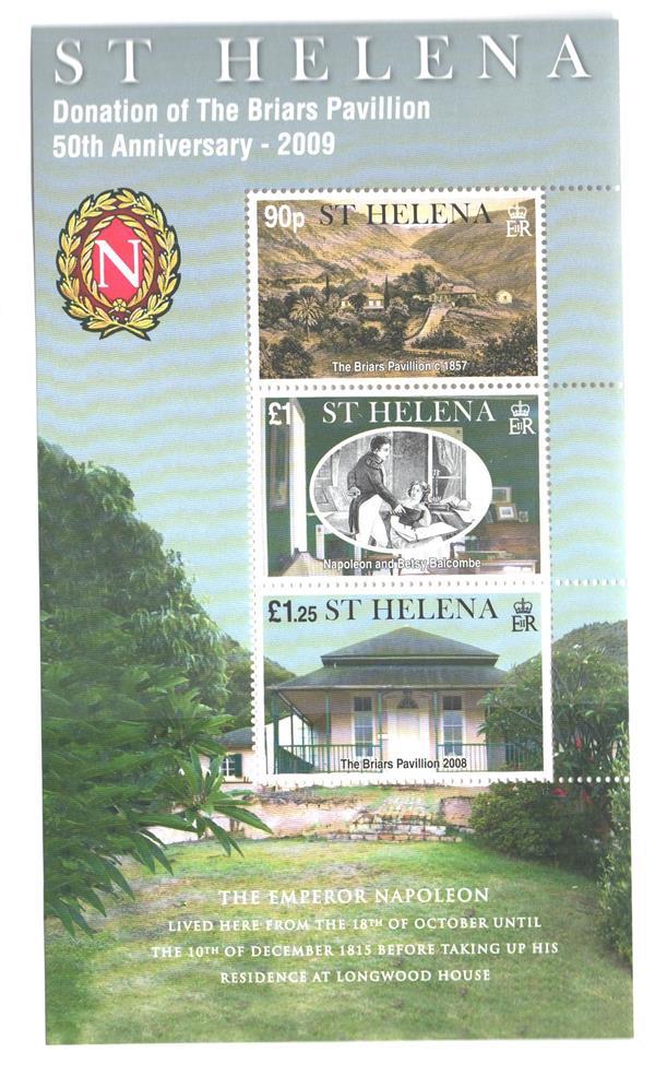 2009 St. Helena