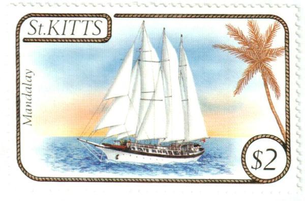 1985 St. Kitts
