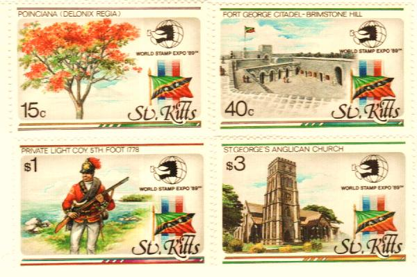 1989 St. Kitts