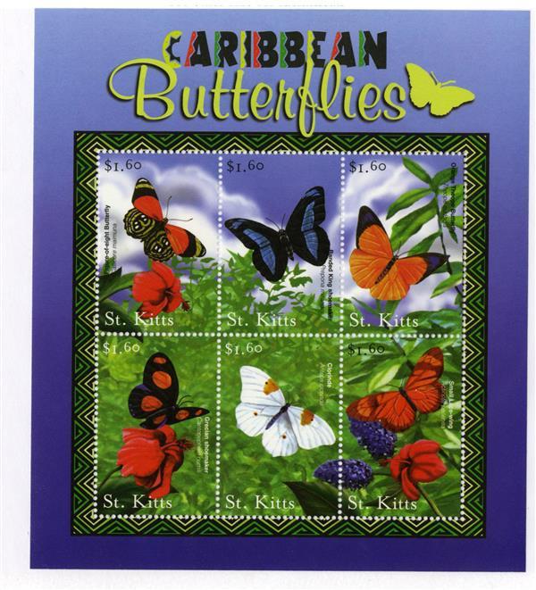 2001 St. Kitts