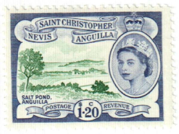1954 St. Kitts-Nevis
