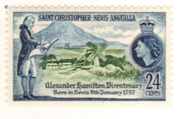 1957 St. Kitts-Nevis