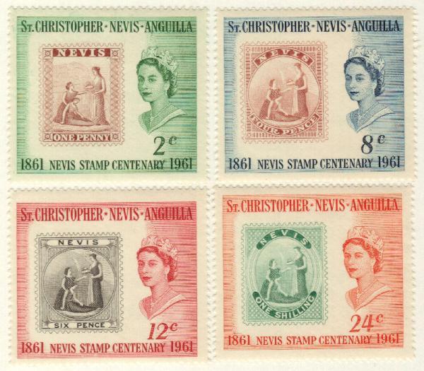 1961 St. Kitts-Nevis