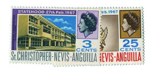 1967 St. Kitts-Nevis
