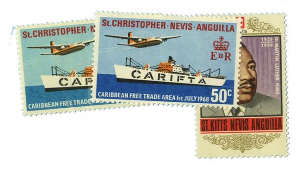 1968 St. Kitts-Nevis