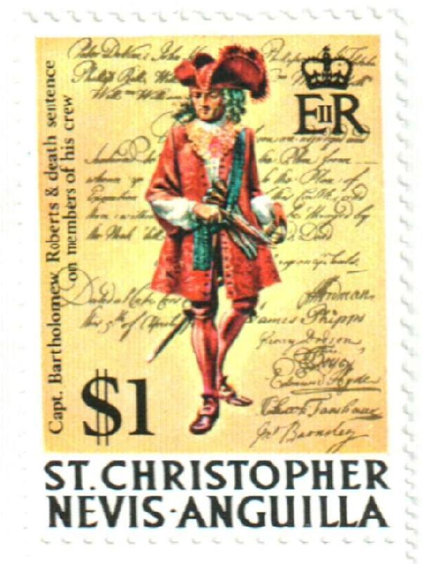 1977 St. Kitts-Nevis