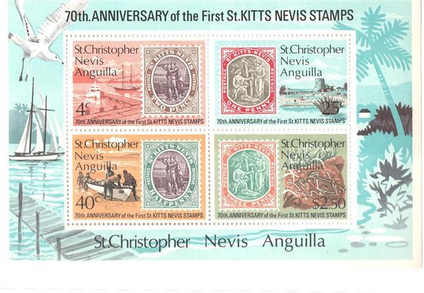 1973 St. Kitts-Nevis