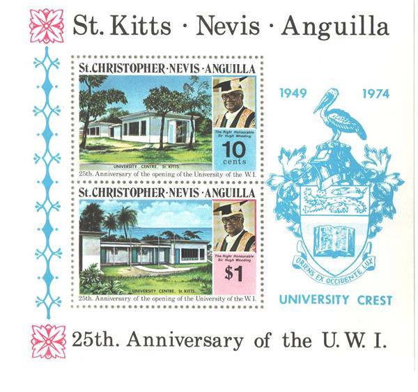 1974 St. Kitts-Nevis