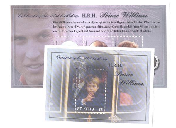 2003 St. Kitts-Nevis