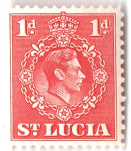 1947 St. Lucia
