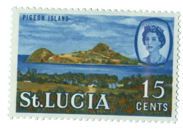 1968 St. Lucia