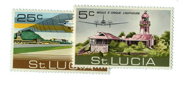 1971 St. Lucia