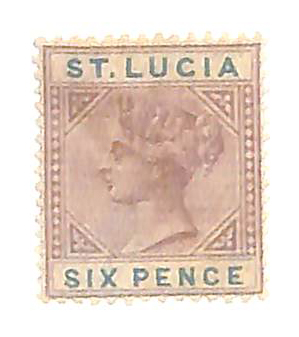 1891 St. Lucia