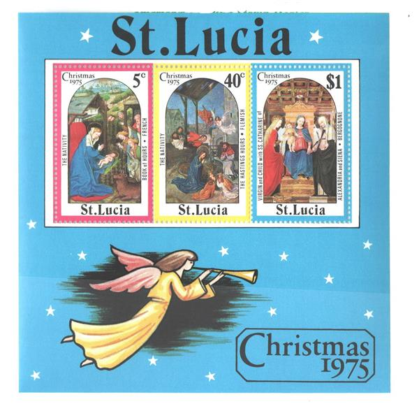 1975 St. Lucia