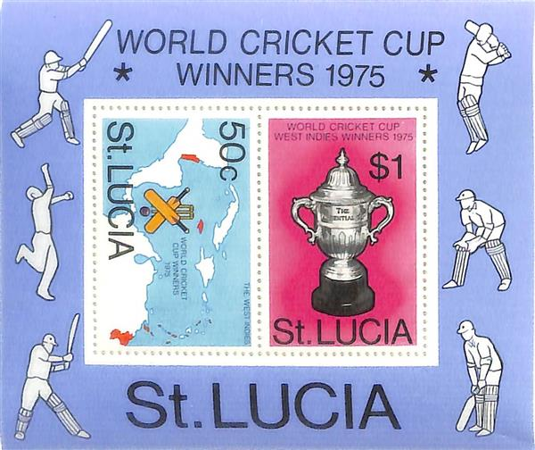 1976 St. Lucia