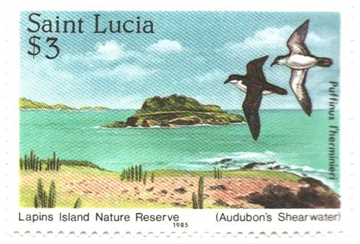 1985 St. Lucia