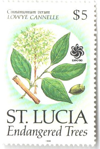 1990 St. Lucia
