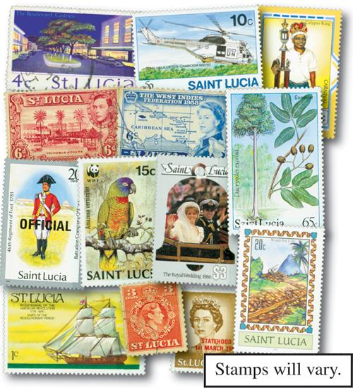 St. Lucia, 200v