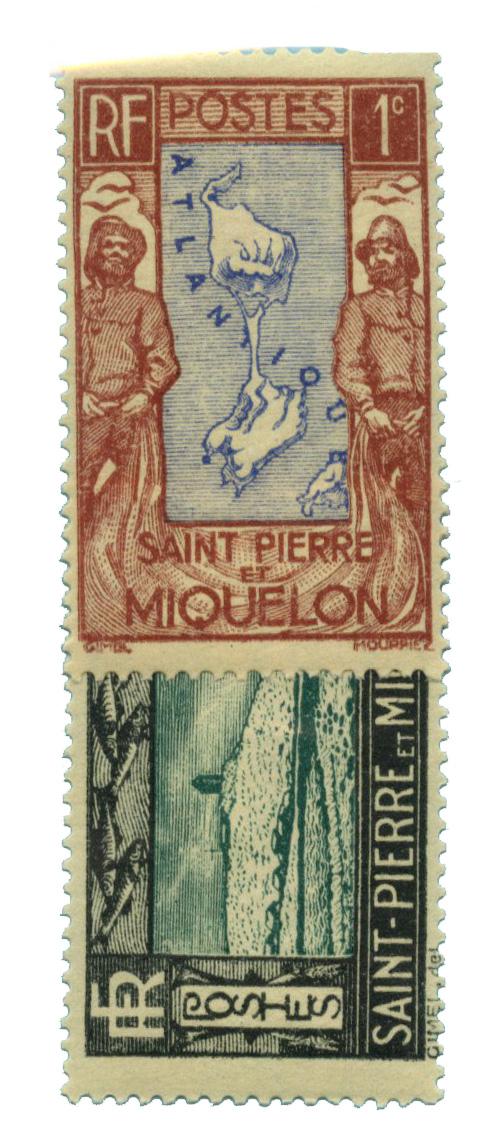 1932 St. Pierre & Miquelon