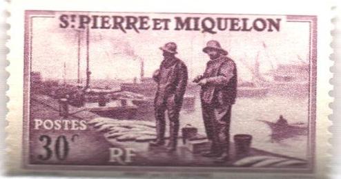 1938 St. Pierre & Miquelon