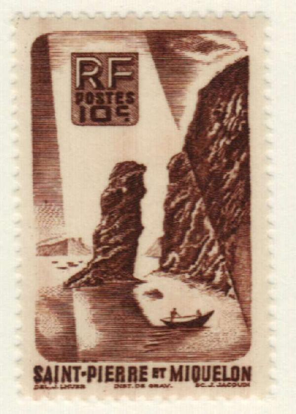 1947 St. Pierre & Miquelon