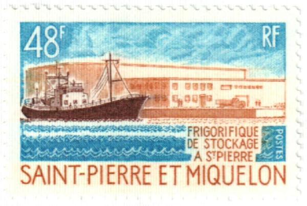 1970 St. Pierre & Miquelon