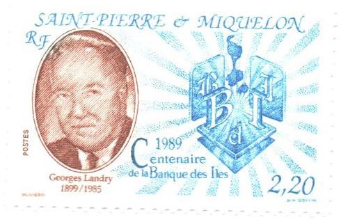 1989 St. Pierre & Miquelon