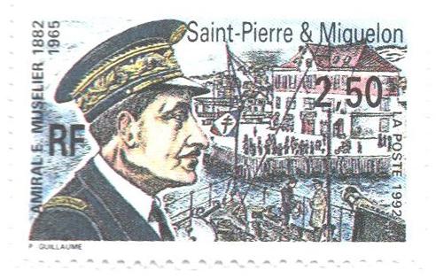 1992 St. Pierre & Miquelon