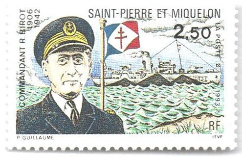 1993 St. Pierre & Miquelon