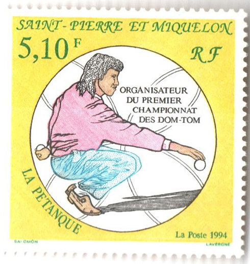 1994 St. Pierre & Miquelon