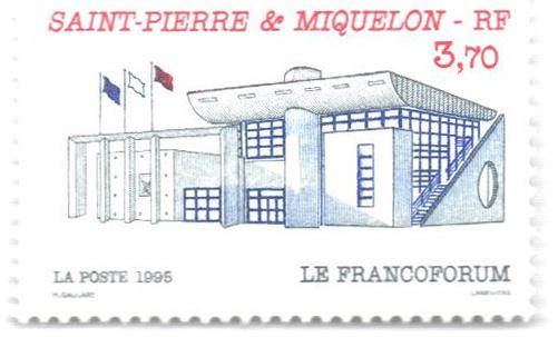 1995 St. Pierre & Miquelon